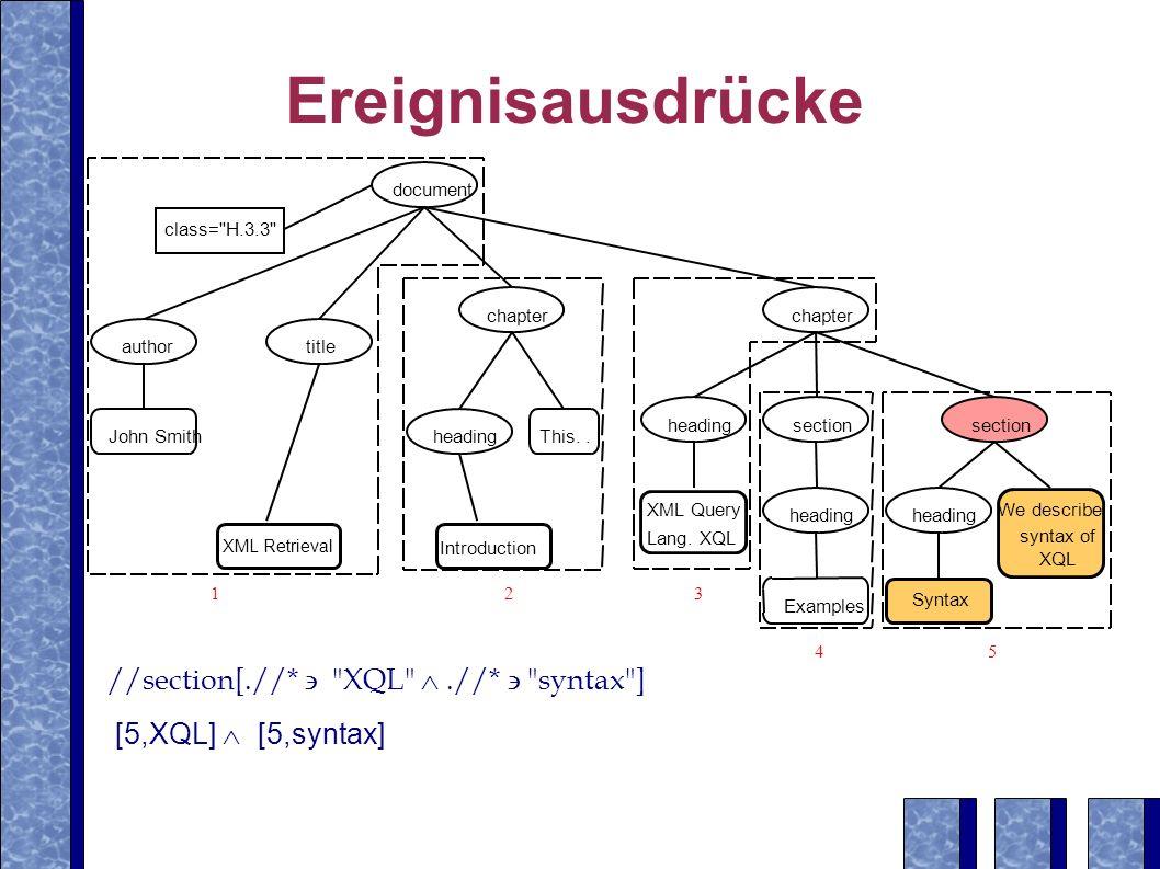 Ereignisausdrücke //section[.//*  XQL  .//*  syntax ]